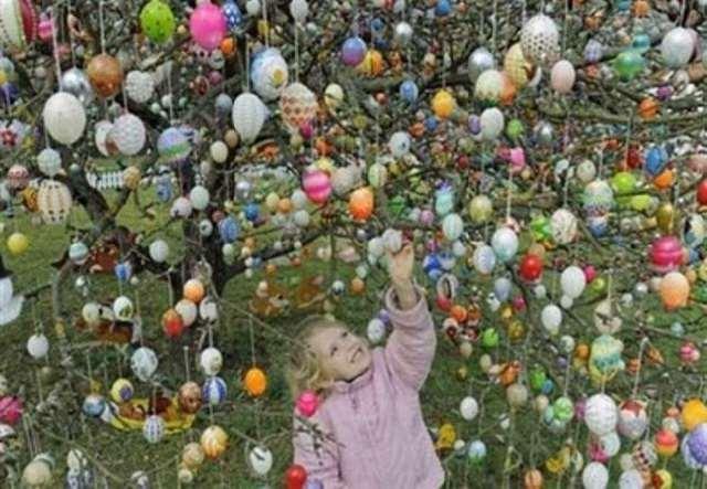 Shangrala's Volker's Easter Tree