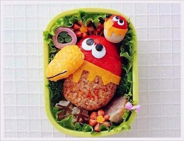 Playing With Food 4
