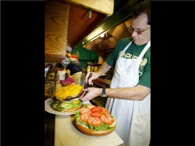 Shangrala's 2Germany's Waldgeist Restaurant!