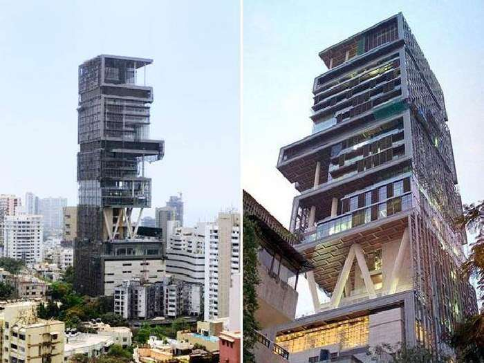 Shangrala's World's Most Extreme House
