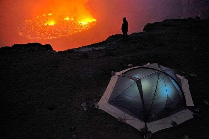 Shangrala's Nyiragongo Lava Lake