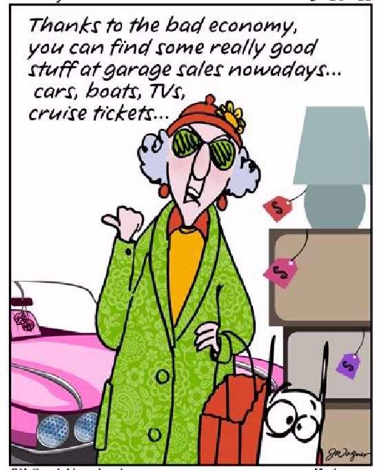 Shangrala's Maxine On The Economy