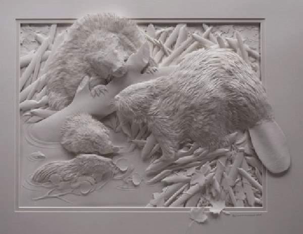 Shangrala's Paper Art