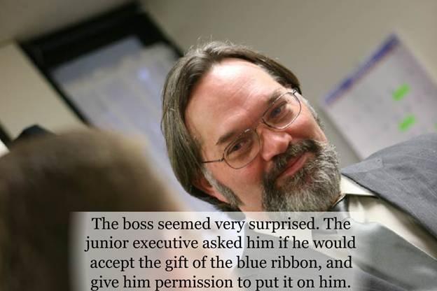 Shangrala's The Blue Ribbon