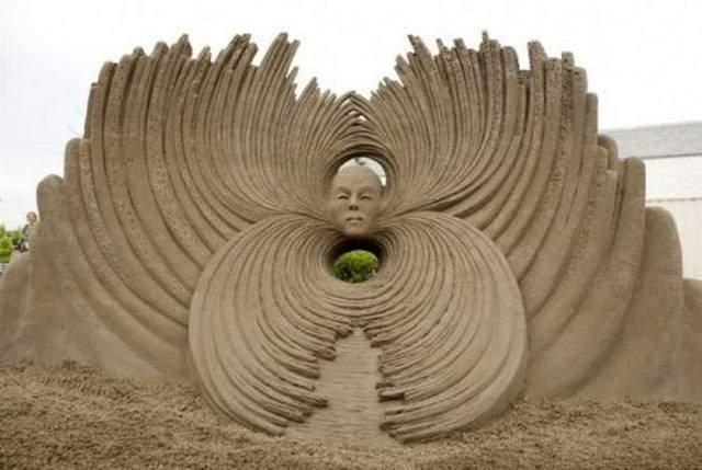 Shangrala's Sand Art 4
