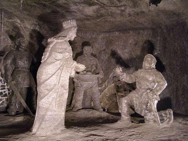 Shangrala's Wieliczka Salt Mine