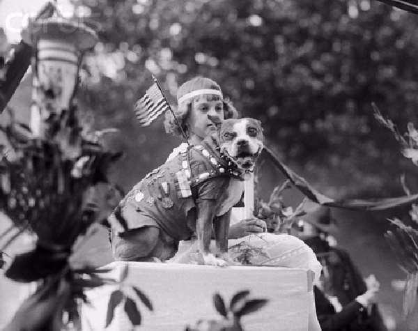 Shangrala's Sgt. Stubby War Dog Hero