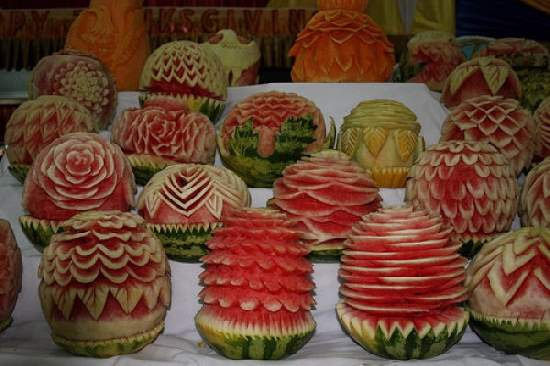 Shangrala's Watermelon Art 2