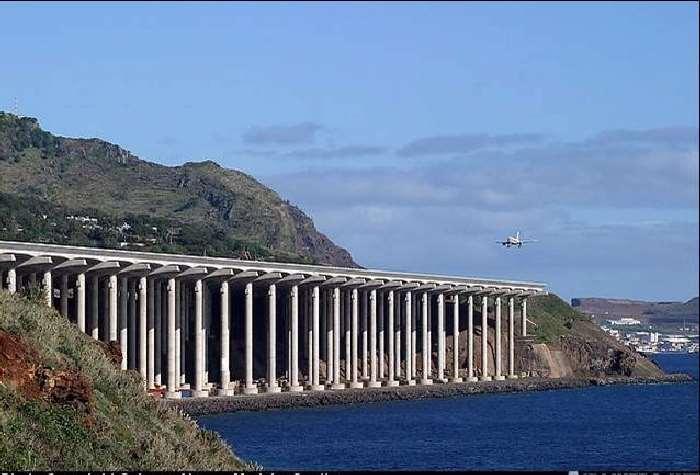 Shangrala's Madeira Funchal Airport