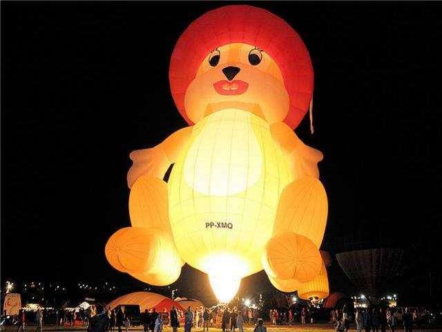 Shangrala's Hot Air Balloons 2