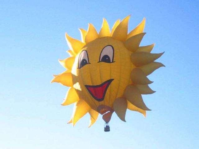Shangrala's Hot Air Balloons 3
