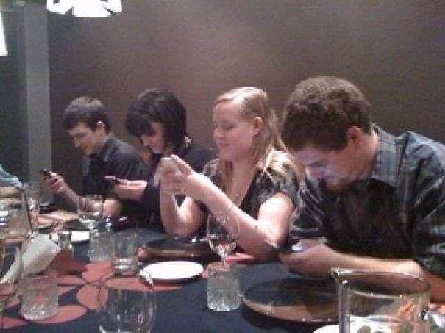 Shangrala's Cell Phone Madness!