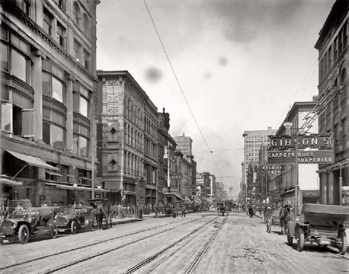 Old US City Photos