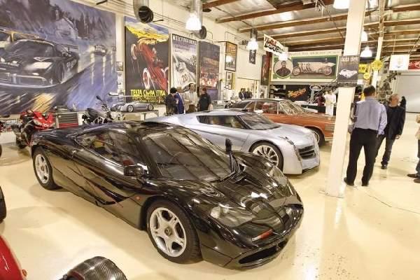 Jay Leno's Garage 2