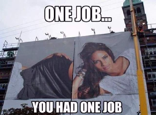 Shangrala's Only One Job