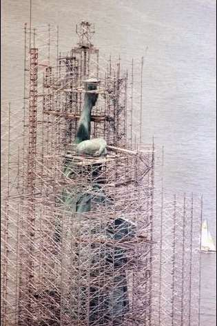 Shangrala's Statue Of Liberty 2