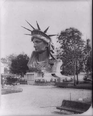 Shangrala's Statue Of Liberty