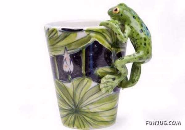 Shangrala's Artistic Coffee Mugs