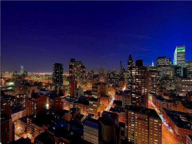 Shangrala's New York At Night