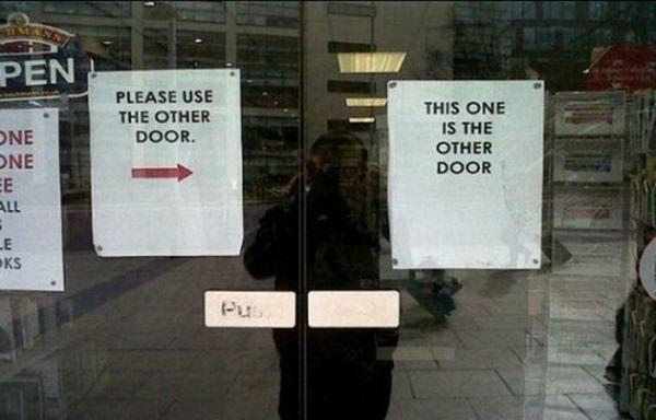 Shangrala's Useless Signs