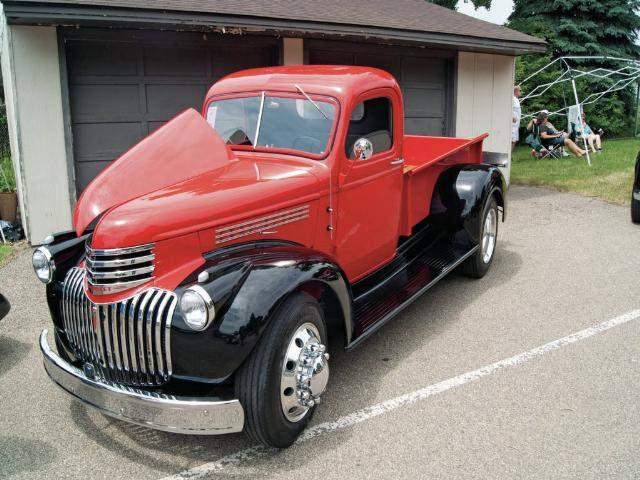 Shangrala's Trucks