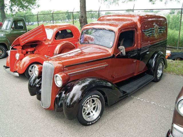 Shangrala's Trucks 2