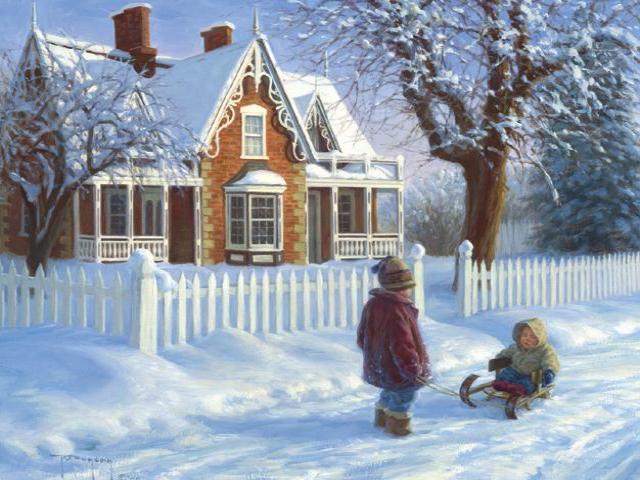 Shangrala's Country Christmas