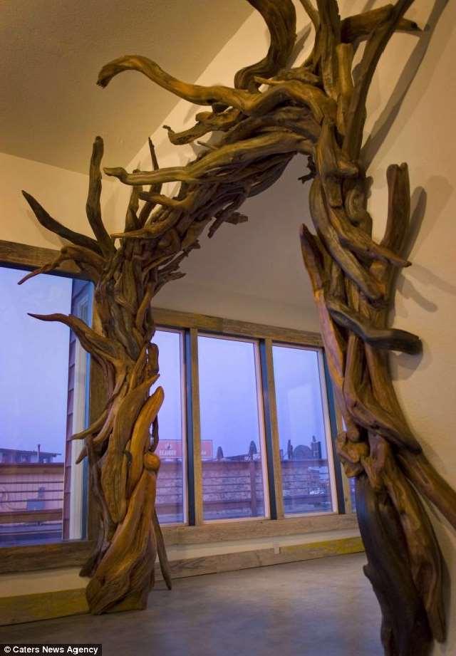 Shangrala's Driftwood Art