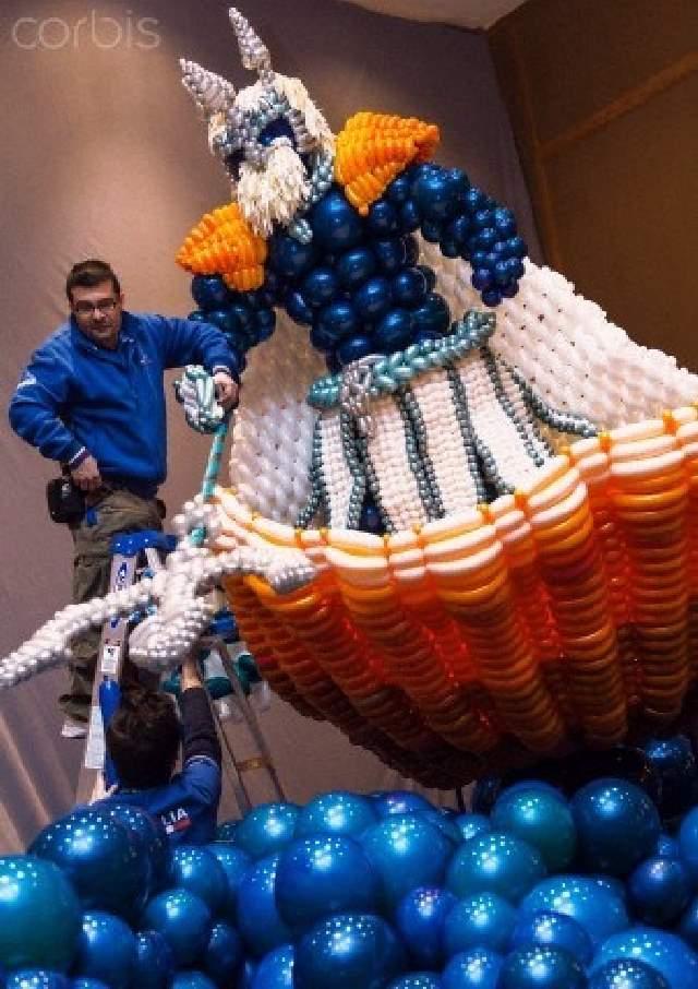 Shangrala's Balloon Party 2