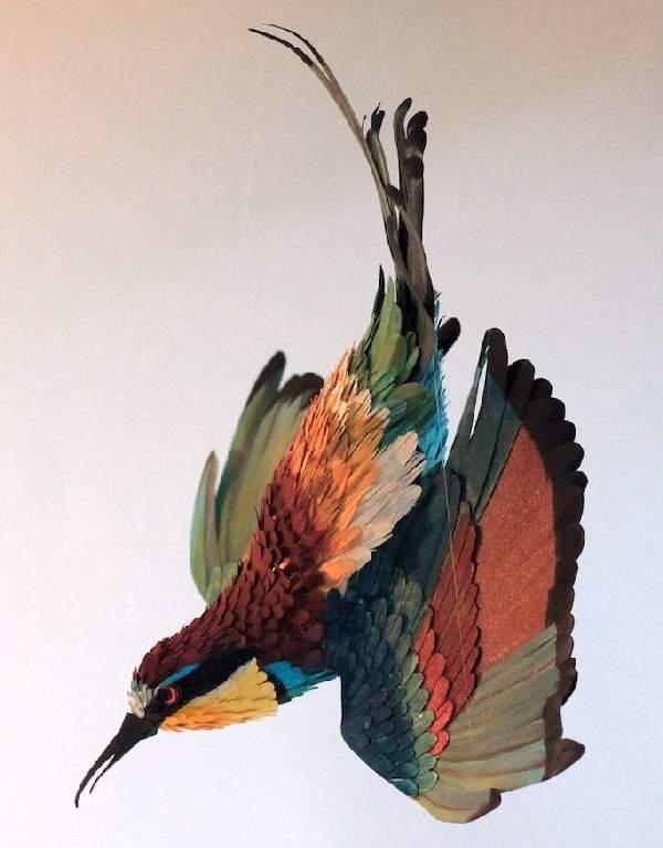 Shangrala's Bird Sculpture Art