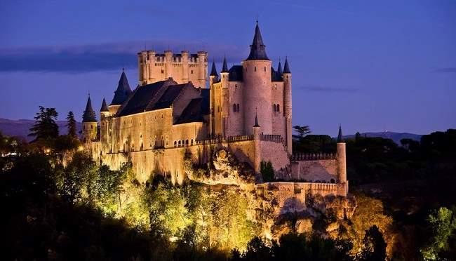 Shangrala's Romantic Castles 2