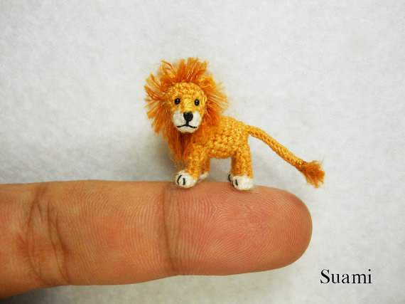 Shangrala's Mini Crochet Art