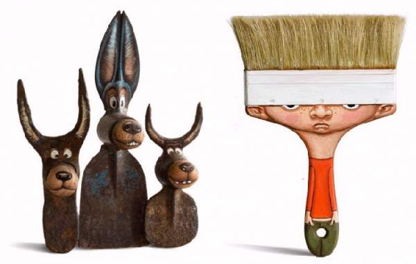 Shangrala's Legrand's Whimsical Art