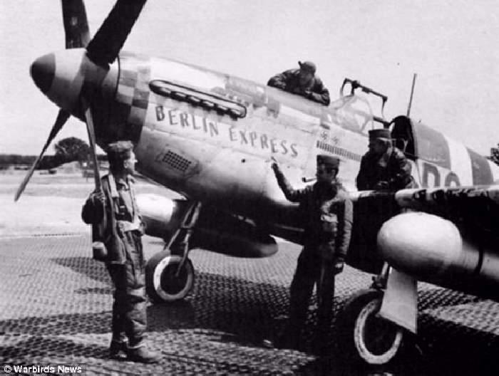 Shangrala's WWII P-51 Mustang Pilot