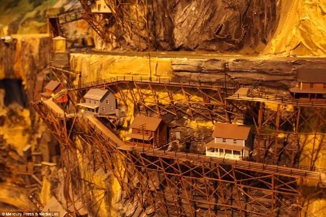 Shangrala's World's Largest Model Railway