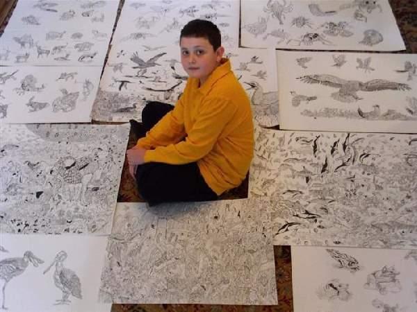 Shangrala's Dusan's Wild Life Art