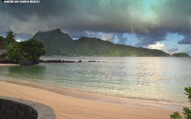 Shangrala's Beautiful Beaches In America