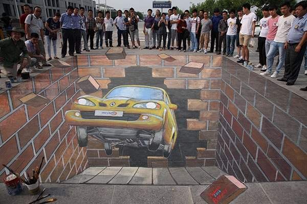 Shangrala's Chalk Art 8