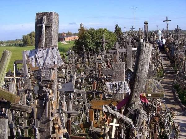 Shangrala's Hill Of Crosses
