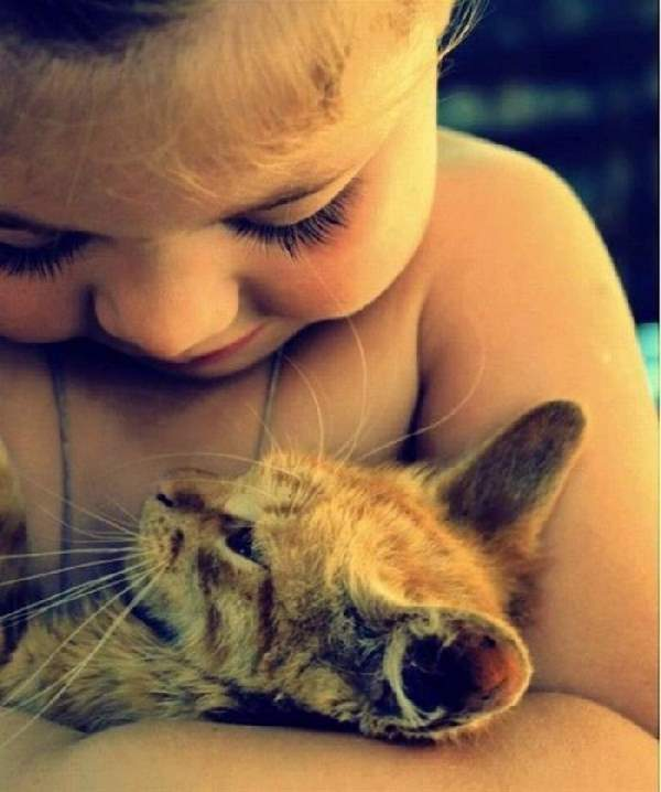 Shangrala's Kids With Animals