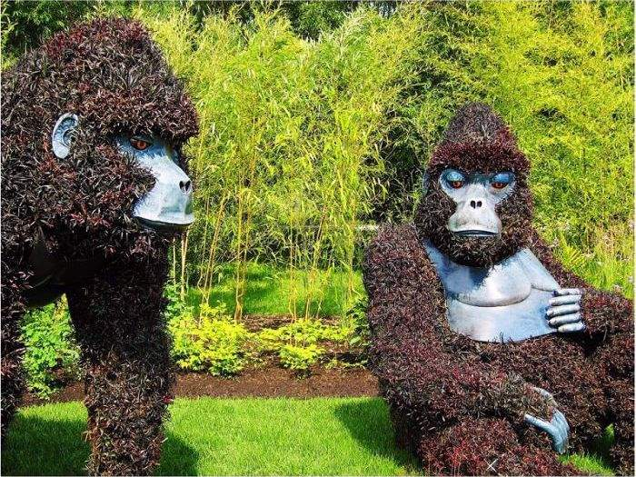 Shangrala's Montreal Mosaicultures Show 2