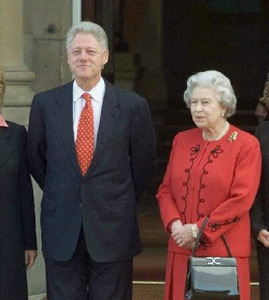 Shangrala's US Presidents And The Queen