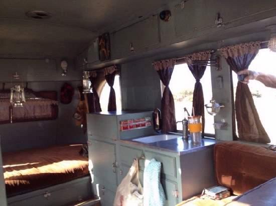 Shangrala's Rare Packard RV