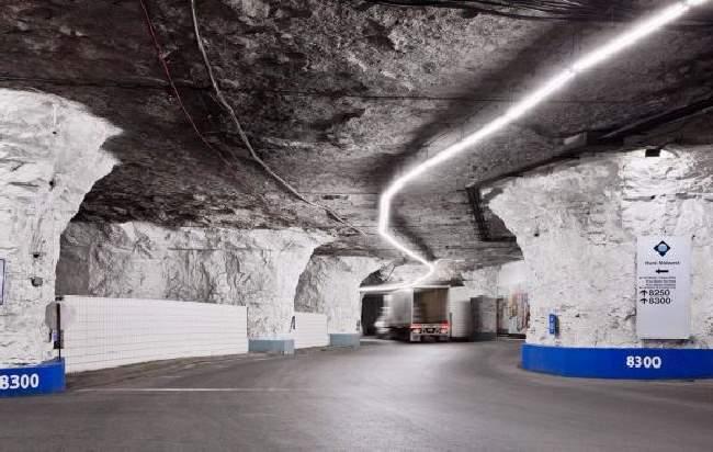 Shangrala's SubTropolis: Underground Park