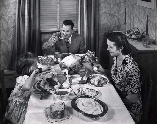 Shangrala's Thanksgiving Through The Years
