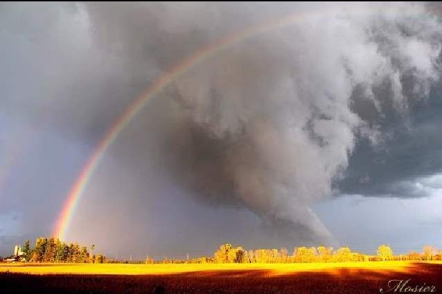 Shangrala's Tornado And Rainbow
