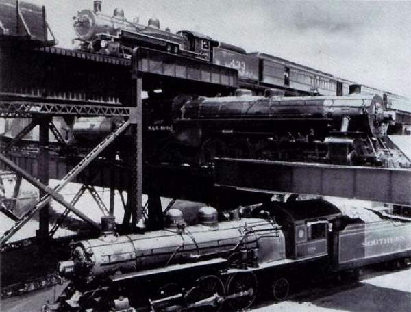 Shangrala's Old Trains And Cars