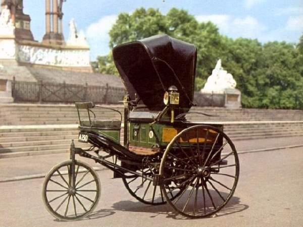 Shangrala's Antique Automobiles