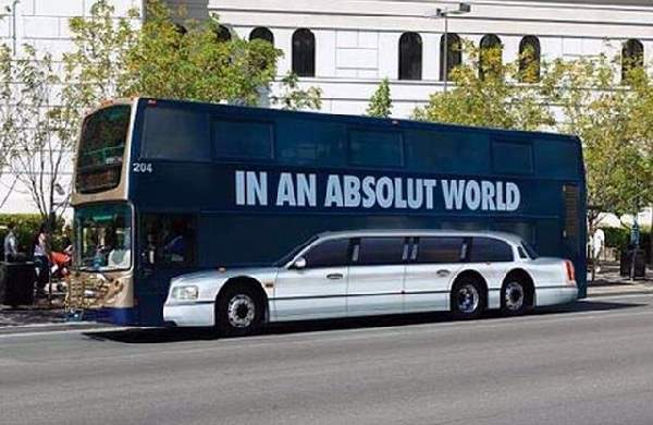 Humor With Buses