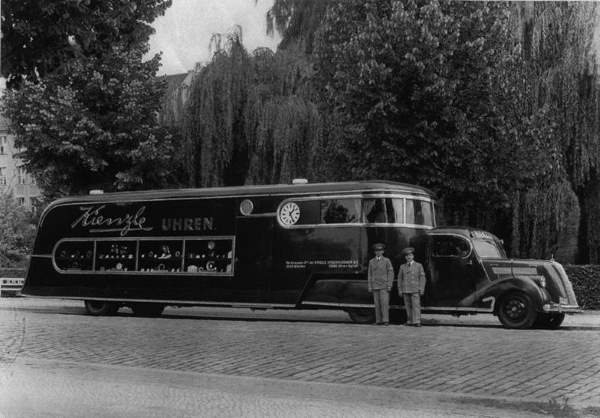 Shangrala's Old Delivery Trucks 2